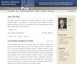 Gregory Poe's Federal Criminal Practice Blog